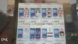 Samsung Galaxy S4 Phone Stickers