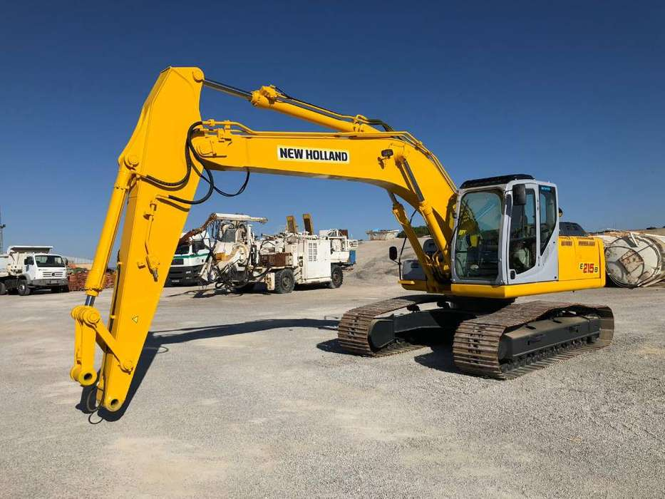 New Holland E 215 B - 2011 - image 7