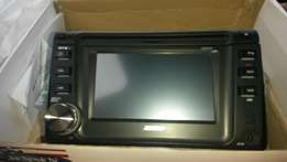 Brand new Touch screen dvd player