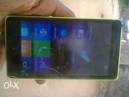 clean witout any fault Nokia XL Dual sim