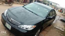 Clean reg Toyota camry 05