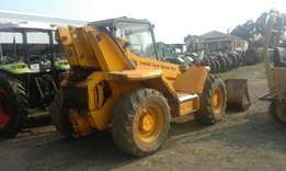 Jcb telescopic forklift/loader