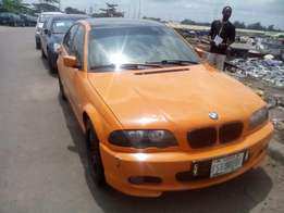 BMW 5 series for grabs
