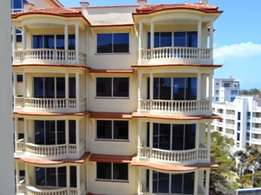 Executive 2 bedroom sea view apartment for long term let, Nyali