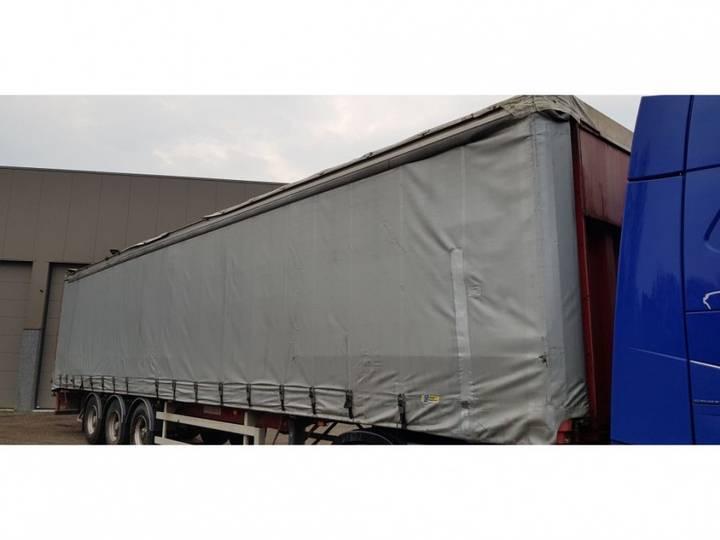 Frühauf side board trailer - 1999