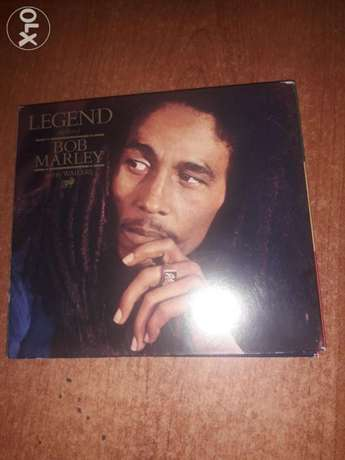 Legend: The Best Of Bob Marley And The Wailers (New Packaging)