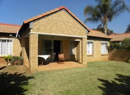 Re-posted 3 bed 2 bath townhouse for rent at Equestria Estate