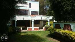 commercial five bedrooms to let imn kilimani.
