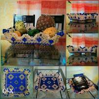 Beaded Trays - Large