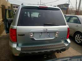 Honda pilot 2004 full option with DVD
