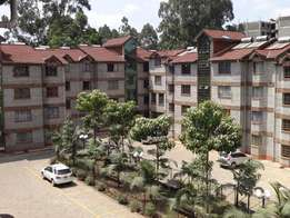 Excellent 3 bedroom apartments off Waiyaki