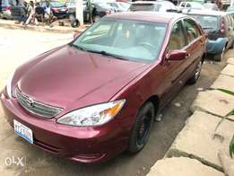 foreign used 2004 Toyota Camry