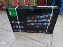 Smart Tv: 32 Inch Synix Brand New at Shop
