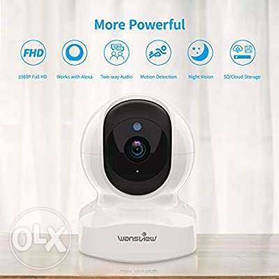 Wansview Q5 1080p security camera