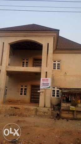 5 bedroom duplex with space for B/Q Abuja - image 1