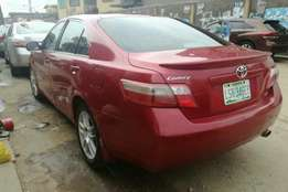 Registered Toyota Camry 2007 Model