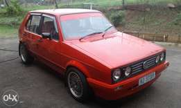 golf 1 excellent cond