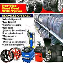 Call for any size of your tyres & rims.we are on special