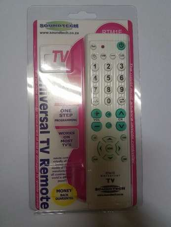 TV Remote Universal Control. Works Most Tube TV's. Parow - image 2