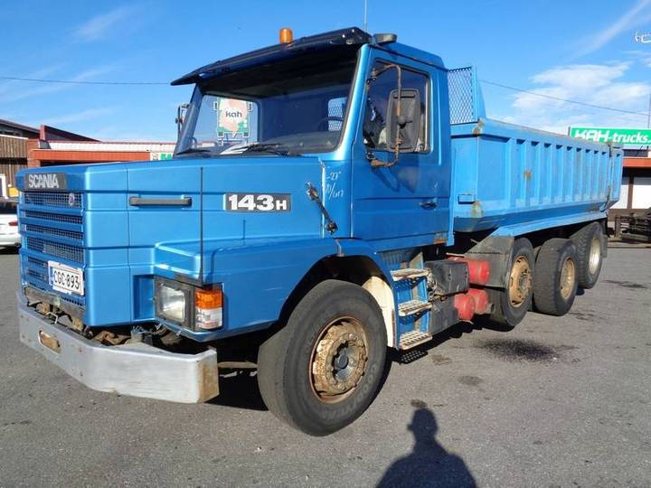 Scania T 113 - 1990