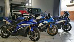 Yamaha R6 Models Available