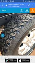 275/70/R16 x2 Tyres as set BF Goodrich AT's. 80% Tread