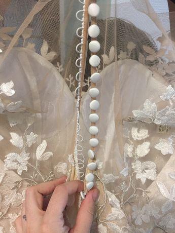 ab1b4f4404df4a Продам весільне плаття або можливий прокат Івано-Франківськ - зображення 4