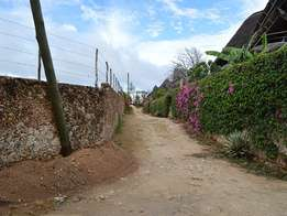 3/4 Acre Land For Sale In- Watamu