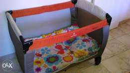 Large Bambino campcot for sale in excellent condition