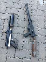 2x paintball guns both for R1000