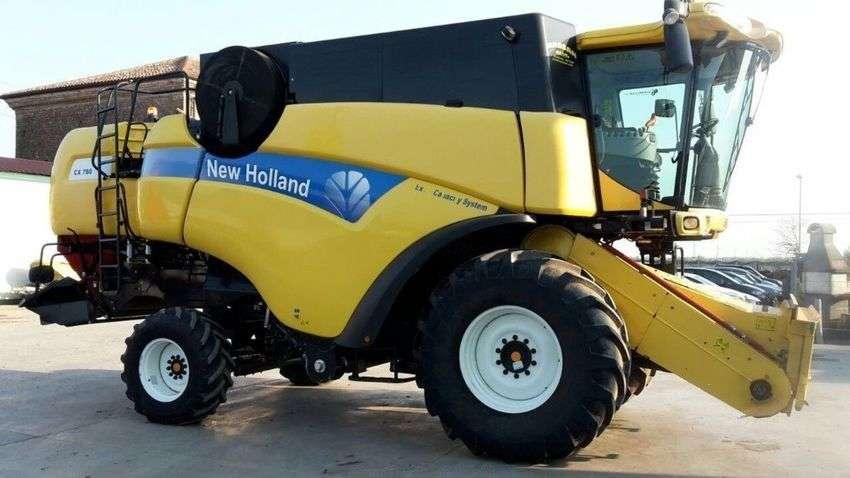New Holland Cx 780 - 2004 - image 3