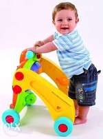 Baby walker and car 2 in 1