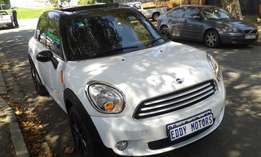 2014 model Mini Cooper country man 1.6 for sale