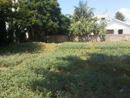 6 Prime Plots wall fenced with 3 Bedroom House in Mtwapa near CoopBank