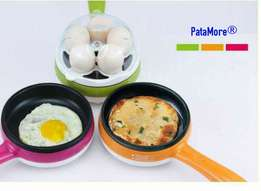 Multifunction Electric Frying Egg Steamer/ Mini Egg Cooker