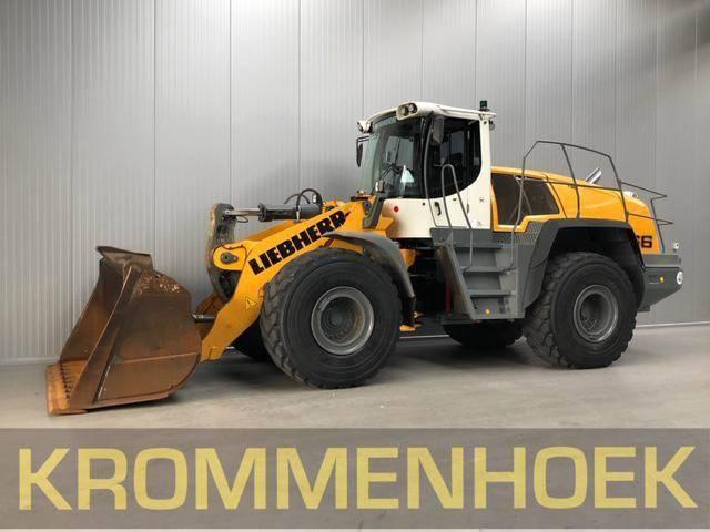 Liebherr L 566 - 2013