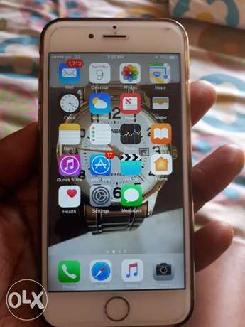 Iphone 6S 64GB 10.3.3 OS with accessories Gwagwalada - image 1