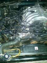 Complete engine and Gearbox for sale