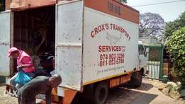 Crox s furniture removals