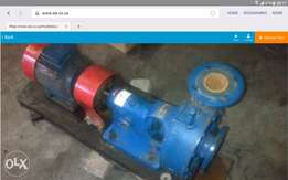 electric motor and pump for sale