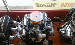 Ford V6 recone engines
