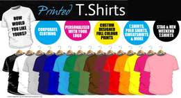 T-Shirt Printing, Amazing . Affordable. Professional.