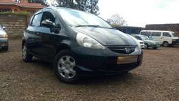 Honda Fit , Black