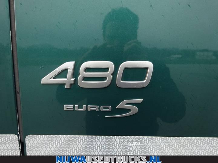 Volvo FH 480 Retarder + Schuifschotel - 2008 - image 7