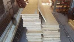 Plywood shutter boards 32mm