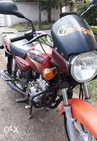 Selling Boxer BM150Cc Well Maintained with Log book