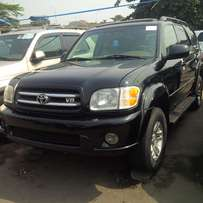 Very Sharp Toyota Sequoia, Direct Foreign Use