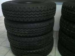 Brandnew truck tyres for sale in Witbank Mpumalanga.