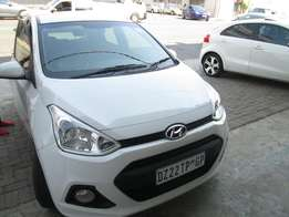 2015 hyundai i10 grand 1.2, in perfect condition.
