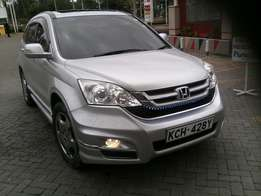 Honda CRV 2010 Fully loaded. 2400c.c. Excellent drive.